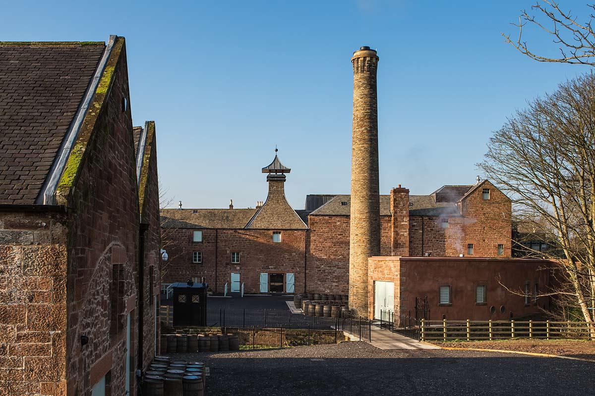 Annan Whisky Distillery