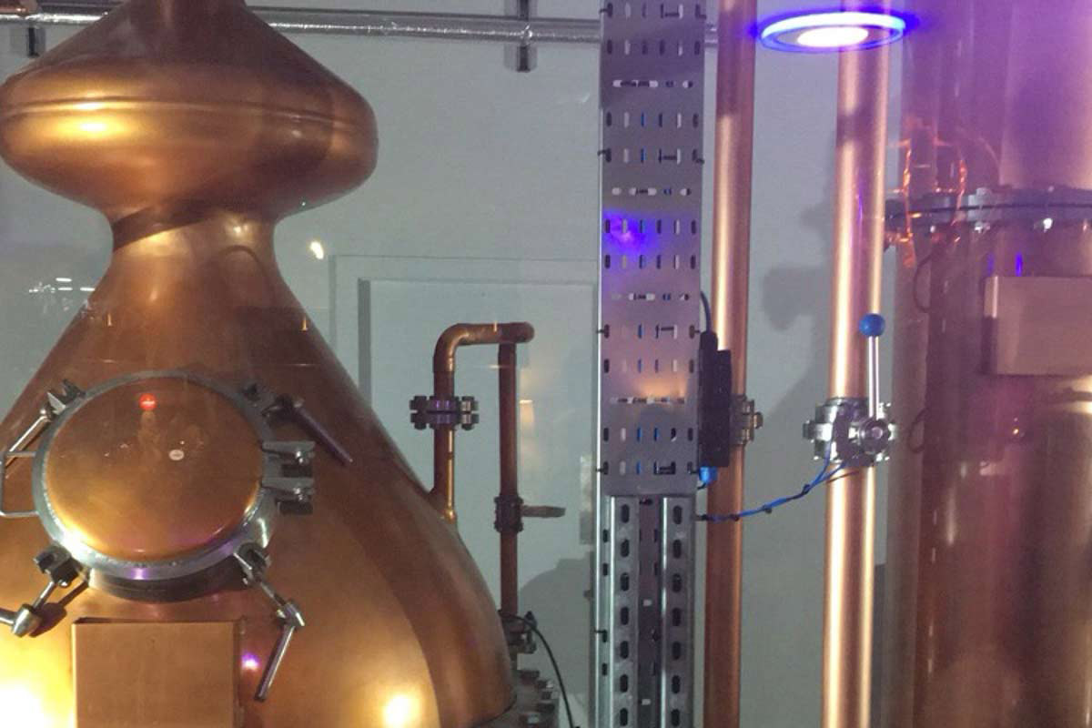 Dalton Gin Distillery